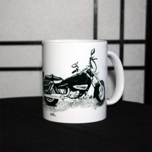 כוס אופנוע תיקים